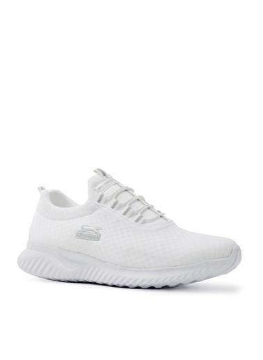 Slazenger Slazenger ALBUS I Yürüyüş Erkek Ayakkabı  Beyaz